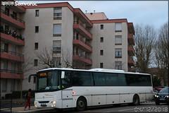 Irisbus Axer – Transdev – Rapides de Bourgogne / Intercom n°7151