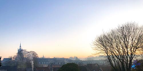 2019 - par dessus les toits… - Enghien
