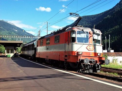 IR 2290 Locarno - Zürich HB