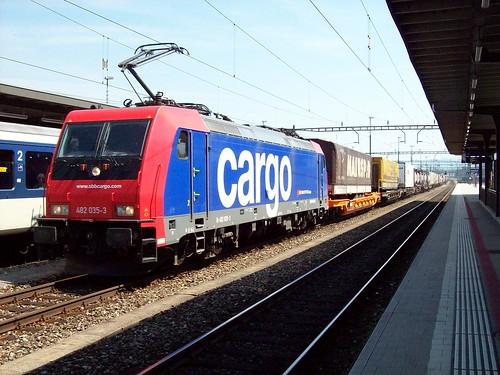 DGS 43090 Gallarate - Ludwigshafen (Rhein) BASF