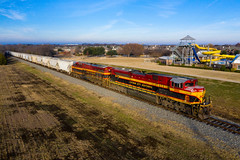 KCS 4192 - Murphy Texas