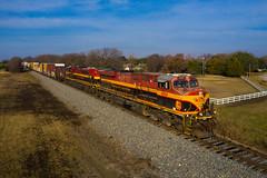 KCS 4694 - Murphy Texas
