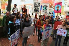 Climate Strike in San Rafael