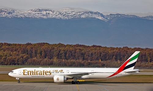 A6-EQN - Boeing 777-31HER - GVA