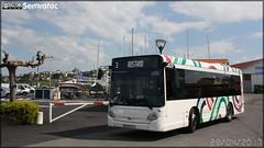 Heuliez Bus GX 137 – Transdev Urbain Pays Basque / Hegobus n°101