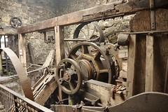 Water Powered Machinery