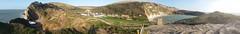 Lulworth Cove Panorama