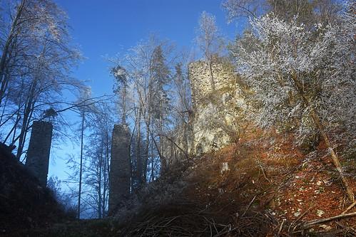 Alt-Rechberg ruins