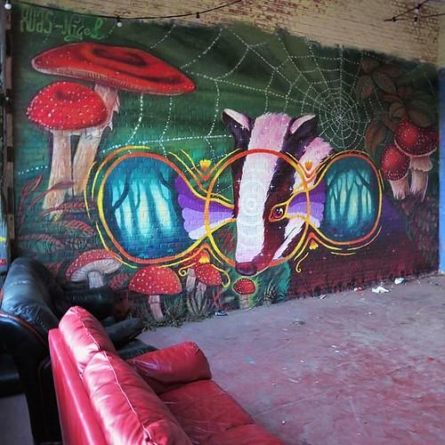 #Ghent update on #streetartcities / very #autumnliketheseason collab by #Xuas and #nigelleirens. . #Gent #streetart #graffiti #urbanart #graffitiart #streetartbelgium #graffitibelgium #visitgent #muralart #streetartlovers #graffitiart_daily #streetartever