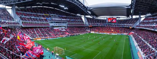 TOYOTA Stadium (Panorama)