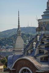 Molle Antonelliana @ Tower observatory @ Cattedrale di San Giovanni Battista @ Turin