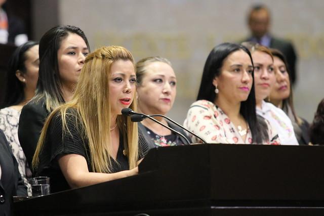 03/12/2019 Tribuna Sandra Paola González Castañeda