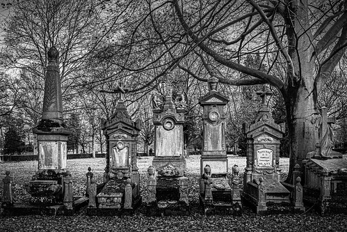 The Brussels Cemetery