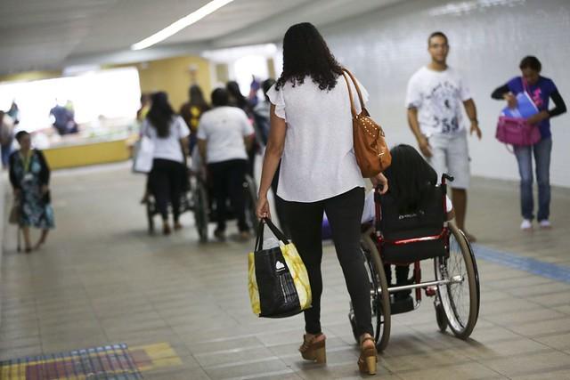 O projeto desvirtua a política de inclusão de pessoas com deficiência ou capacidade reduzida dentro do mundo do trabalho - Créditos: Marcelo Camargo/Agência Brasil