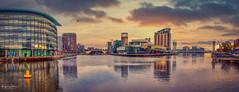 Salford Quays & Media City