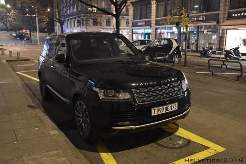 Land Rover Range Rover - Russia, Saint-Petersburg