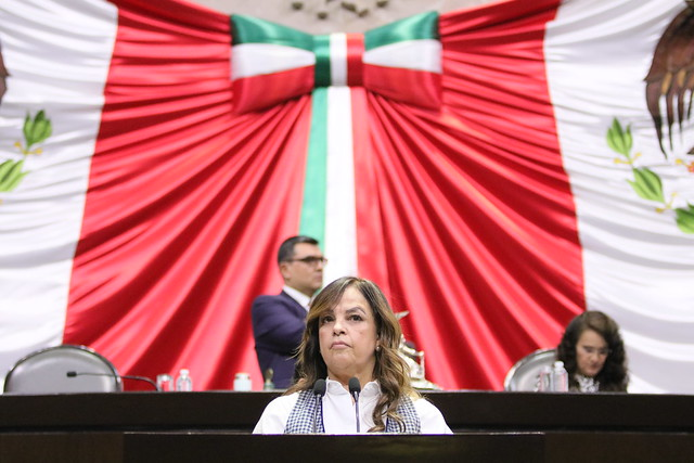 03/12/2019 Tribuna Dip. Silvia Lorena Villavicencio Ayala