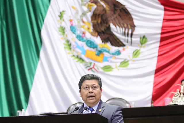 03/12/2019 Tribuna Dip. Rubén Cayetano García