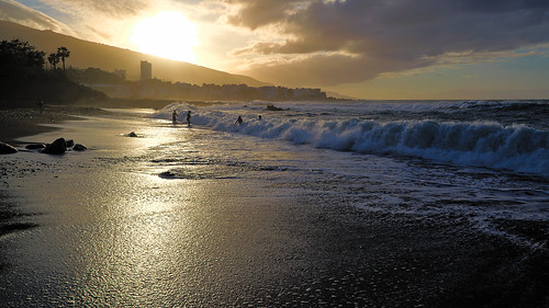 Puerto de la Cruz, Playa Jardin