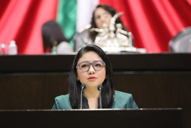 03/12/2019 Tribuna Dip. Brenda Espinoza López