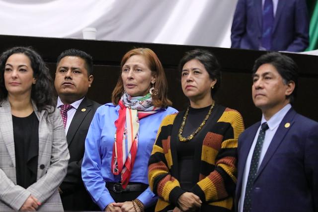03/12/2019 Tribuna Dip. María Marivel Solis Barrera