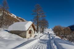chapelle ste Anne au Verney