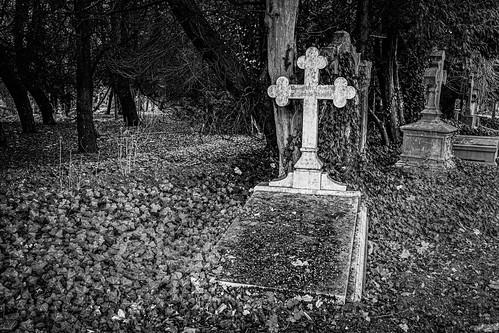 Princesse Alexis Galitzin, The Brussels Cemetery