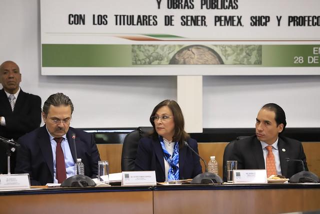 28/01/2019 Tercera Comisión de la permanente
