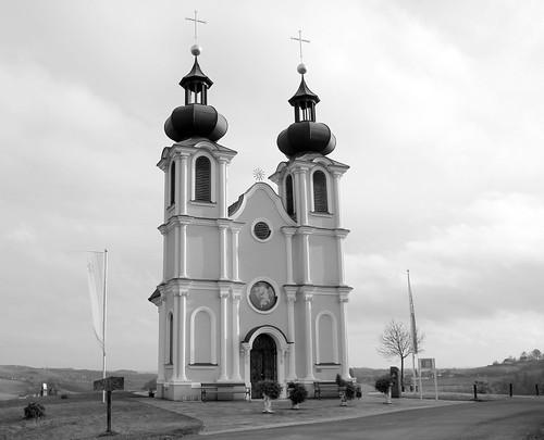 Sanktjosefs-Kapelle am Setzberg in der Pfarre Unterlamm in der Südoststeiermark