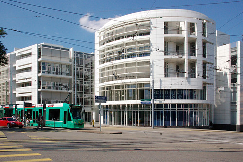 Euregio Office Building, Basel