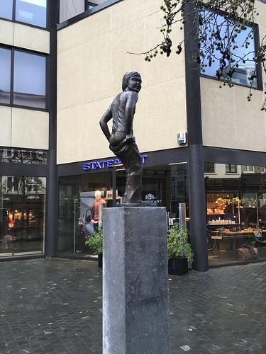 Estatua culo