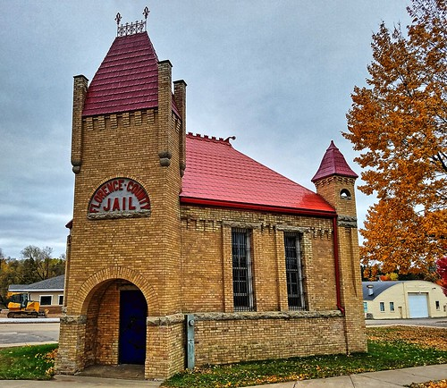 Florence County Jail- Florence WI
