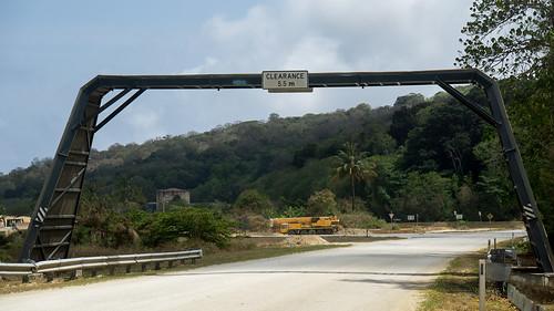 Crab Bridge, Christmas Island