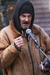 Tom Gordon Mayor Uptown Tent City Illinois Youth Climate Strike 12-6-19_4917