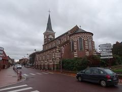 Templemars l'église Saint Martin (3)