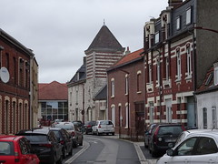 Templemars L'ancien couvent des bénédictines (2)