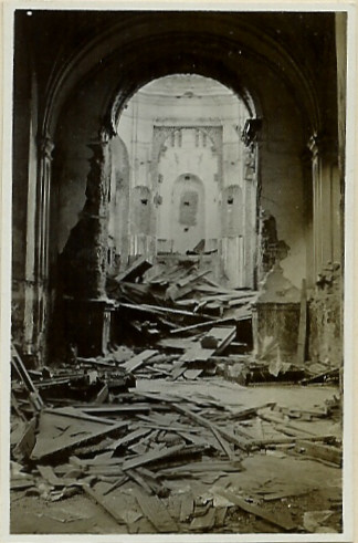 6 Capilla Misericordia. Retablo destruido 1931