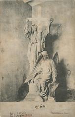 Palermo - Cimitero dei Cappuccini - La fede
