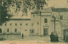 Palermo - Chiesa e convento dei Cappuccini