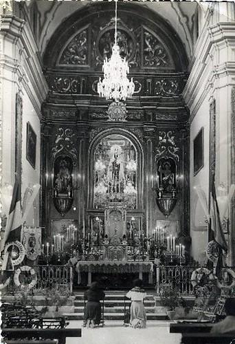 8 Iglesia del Carmen años '50