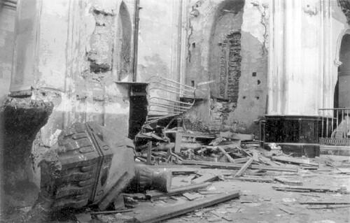 5 Capilla de los Colichet (actual columbario). 1931