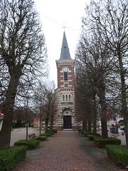 Templemars l'église Saint Martin (4)