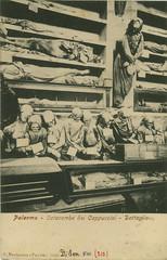 Palermo - Catacombe dei Cappuccini
