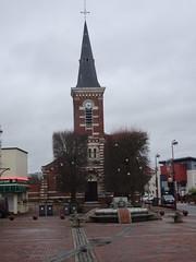 Templemars l'église Saint Martin (2)