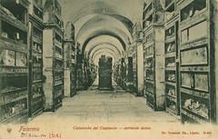 Palermo - Catacombe dei Cappuccini - corridoio donne