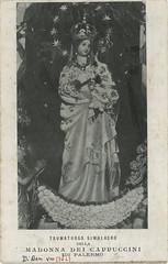 Palermo - Madonna dei Cappuccini