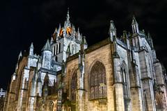 Edinburgh: Saint Giles' Cathedral