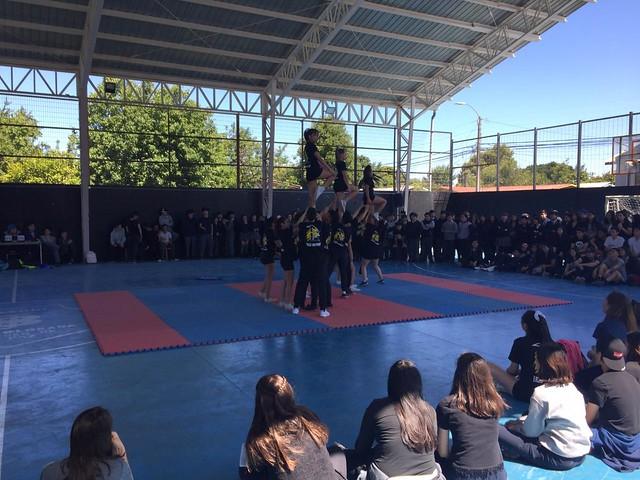 Cheerleading Liceo San Pedro 2019