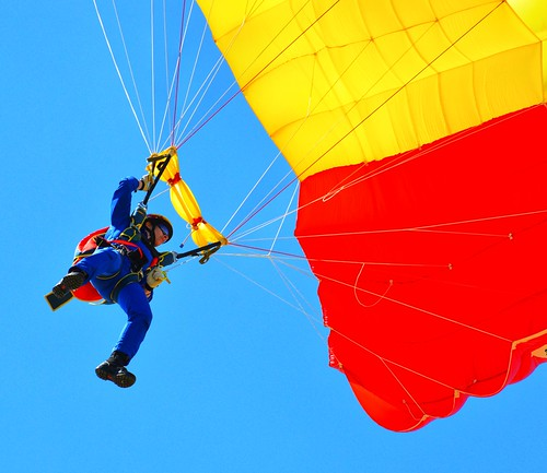 Patrulla Acrobática de Paracaidismo (PAPEA) E.A. - SPANISH AIR FORCE