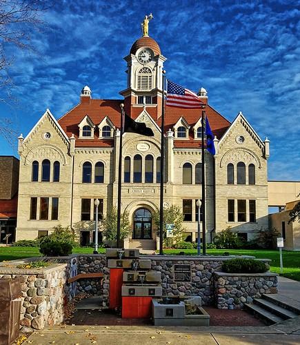 Oconto County Courthouse- Oconto WI (3)